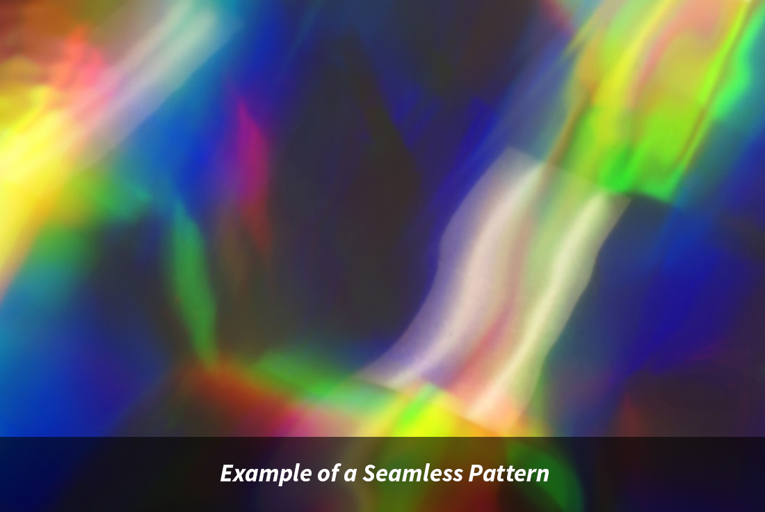 Seamless Materials by Holo-Source - Example_of_Seamless_Rainbow